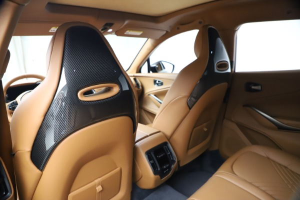 New 2021 Aston Martin DBX SUV for sale $264,386 at Bentley Greenwich in Greenwich CT 06830 18