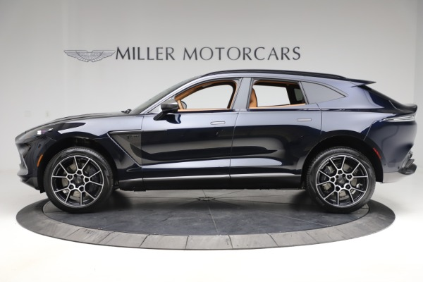 New 2021 Aston Martin DBX for sale $264,386 at Bentley Greenwich in Greenwich CT 06830 2