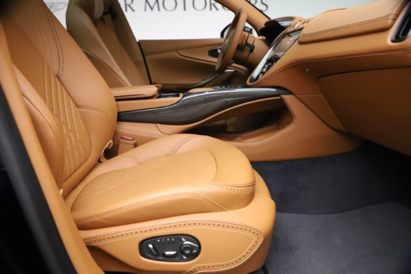 New 2021 Aston Martin DBX for sale $264,386 at Bentley Greenwich in Greenwich CT 06830 22