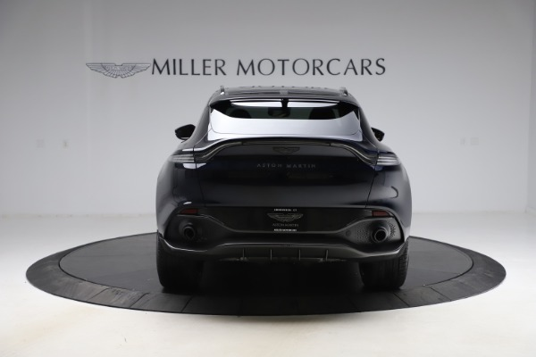 New 2021 Aston Martin DBX SUV for sale $264,386 at Bentley Greenwich in Greenwich CT 06830 5