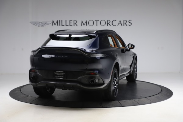 New 2021 Aston Martin DBX SUV for sale $264,386 at Bentley Greenwich in Greenwich CT 06830 6