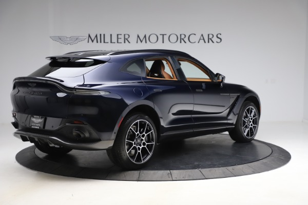 New 2021 Aston Martin DBX SUV for sale $264,386 at Bentley Greenwich in Greenwich CT 06830 7