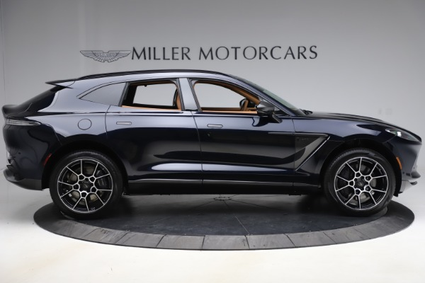 New 2021 Aston Martin DBX SUV for sale $264,386 at Bentley Greenwich in Greenwich CT 06830 8