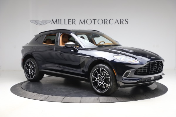 New 2021 Aston Martin DBX SUV for sale $264,386 at Bentley Greenwich in Greenwich CT 06830 9