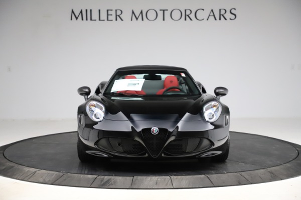 New 2020 Alfa Romeo 4C Spider for sale Sold at Bentley Greenwich in Greenwich CT 06830 12