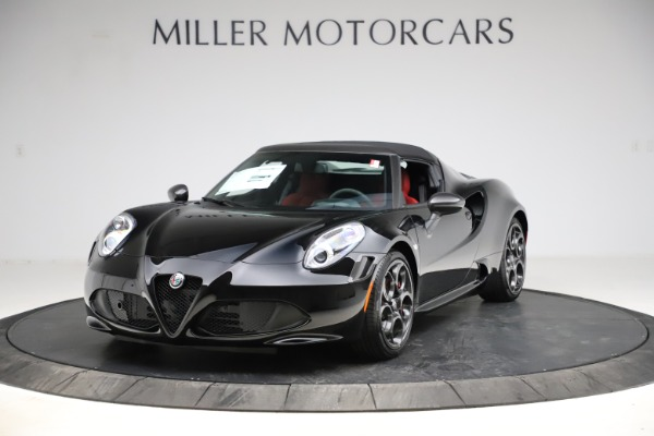 New 2020 Alfa Romeo 4C Spider for sale Sold at Bentley Greenwich in Greenwich CT 06830 13