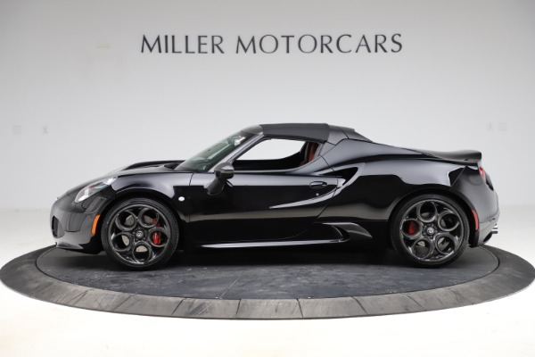 New 2020 Alfa Romeo 4C Spider for sale Sold at Bentley Greenwich in Greenwich CT 06830 14