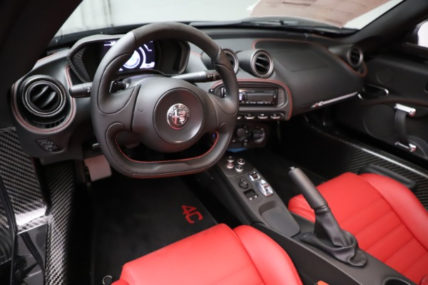 New 2020 Alfa Romeo 4C Spider for sale Sold at Bentley Greenwich in Greenwich CT 06830 19