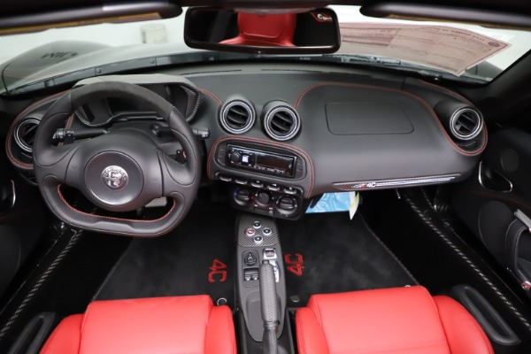 New 2020 Alfa Romeo 4C Spider for sale Sold at Bentley Greenwich in Greenwich CT 06830 22