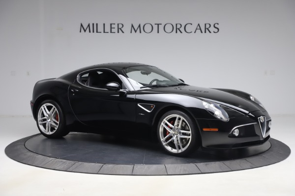 Used 2008 Alfa Romeo 8C Competizione for sale $339,900 at Bentley Greenwich in Greenwich CT 06830 10