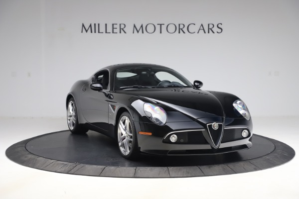 Used 2008 Alfa Romeo 8C Competizione for sale $339,900 at Bentley Greenwich in Greenwich CT 06830 11