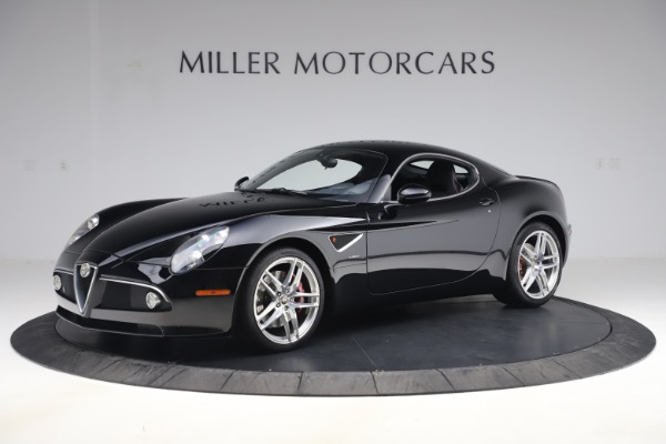 Used 2008 Alfa Romeo 8C Competizione for sale $339,900 at Bentley Greenwich in Greenwich CT 06830 2
