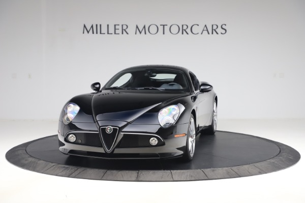 Used 2008 Alfa Romeo 8C Competizione for sale $339,900 at Bentley Greenwich in Greenwich CT 06830 1