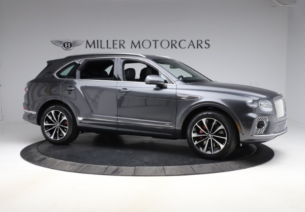 New 2021 Bentley Bentayga V8 for sale $213,720 at Bentley Greenwich in Greenwich CT 06830 10