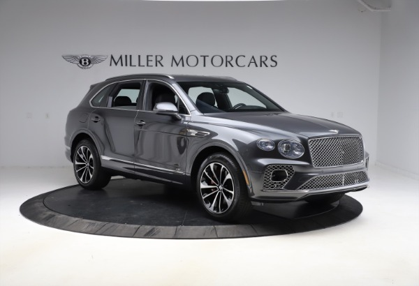 New 2021 Bentley Bentayga V8 for sale $213,720 at Bentley Greenwich in Greenwich CT 06830 11