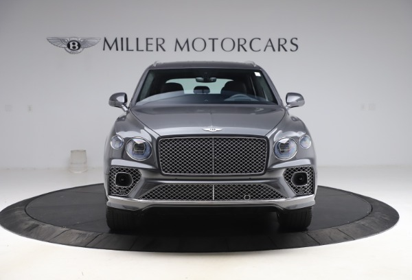 New 2021 Bentley Bentayga V8 for sale $213,720 at Bentley Greenwich in Greenwich CT 06830 12