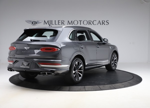 New 2021 Bentley Bentayga V8 for sale $213,720 at Bentley Greenwich in Greenwich CT 06830 7
