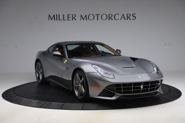 Used 2017 Ferrari F12 Berlinetta for sale $269,900 at Bentley Greenwich in Greenwich CT 06830 11