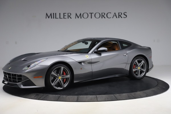 Used 2017 Ferrari F12 Berlinetta for sale $269,900 at Bentley Greenwich in Greenwich CT 06830 2