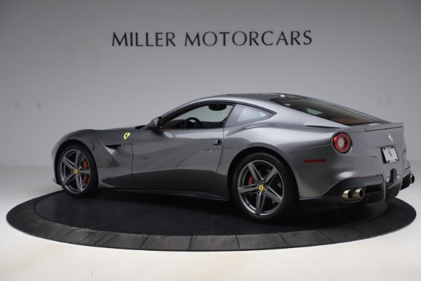 Used 2017 Ferrari F12 Berlinetta for sale $269,900 at Bentley Greenwich in Greenwich CT 06830 4