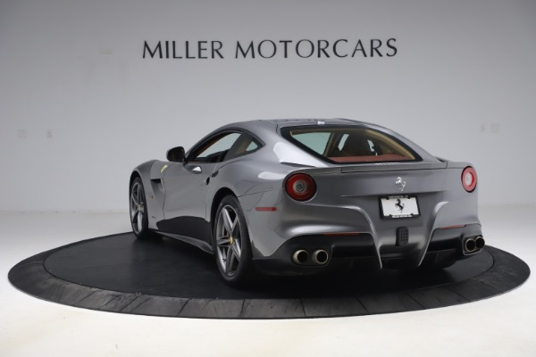 Used 2017 Ferrari F12 Berlinetta for sale $269,900 at Bentley Greenwich in Greenwich CT 06830 5