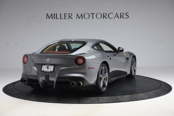 Used 2017 Ferrari F12 Berlinetta for sale $269,900 at Bentley Greenwich in Greenwich CT 06830 7
