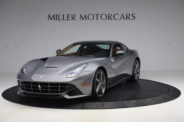 Used 2017 Ferrari F12 Berlinetta for sale $269,900 at Bentley Greenwich in Greenwich CT 06830 1