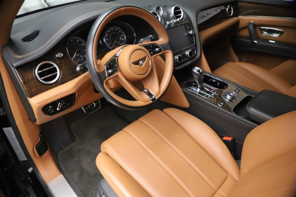 Used 2018 Bentley Bentayga Onyx Edition for sale Call for price at Bentley Greenwich in Greenwich CT 06830 12