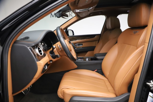 Used 2018 Bentley Bentayga Onyx Edition for sale Call for price at Bentley Greenwich in Greenwich CT 06830 13