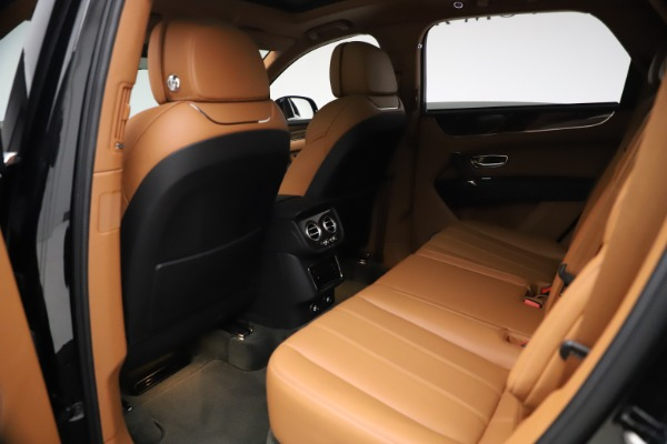 Used 2018 Bentley Bentayga Onyx Edition for sale Call for price at Bentley Greenwich in Greenwich CT 06830 16