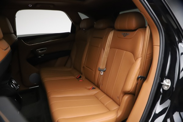 Used 2018 Bentley Bentayga Onyx Edition for sale Call for price at Bentley Greenwich in Greenwich CT 06830 18