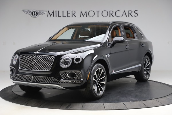 Used 2018 Bentley Bentayga Onyx Edition for sale Call for price at Bentley Greenwich in Greenwich CT 06830 2
