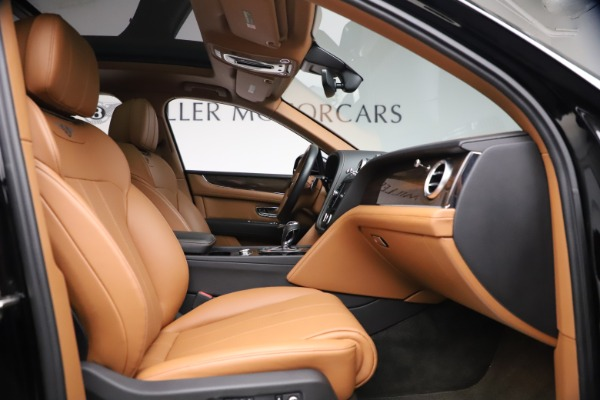 Used 2018 Bentley Bentayga Onyx Edition for sale Call for price at Bentley Greenwich in Greenwich CT 06830 21