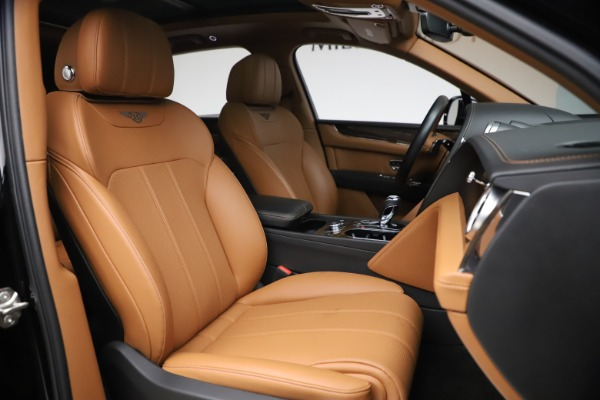 Used 2018 Bentley Bentayga Onyx Edition for sale Call for price at Bentley Greenwich in Greenwich CT 06830 22