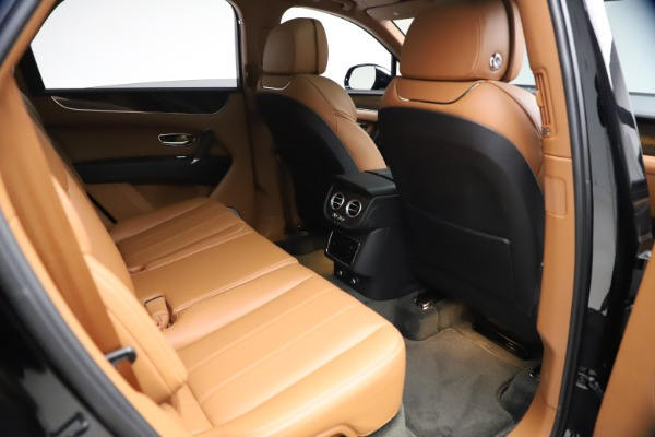 Used 2018 Bentley Bentayga Onyx Edition for sale Call for price at Bentley Greenwich in Greenwich CT 06830 23