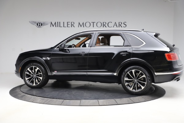 Used 2018 Bentley Bentayga Onyx Edition for sale Call for price at Bentley Greenwich in Greenwich CT 06830 4