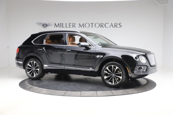 Used 2018 Bentley Bentayga Onyx Edition for sale Call for price at Bentley Greenwich in Greenwich CT 06830 6