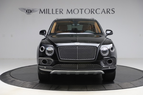 Used 2018 Bentley Bentayga Onyx Edition for sale Call for price at Bentley Greenwich in Greenwich CT 06830 8