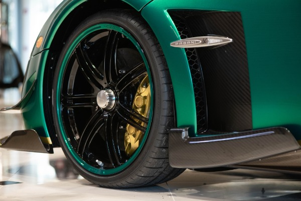 Used 2017 Pagani Huayra BC for sale Call for price at Bentley Greenwich in Greenwich CT 06830 12