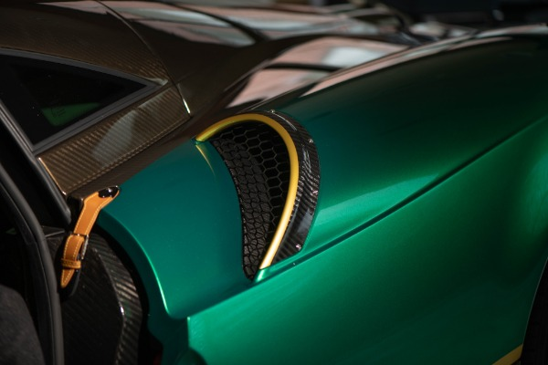 Used 2017 Pagani Huayra BC for sale Call for price at Bentley Greenwich in Greenwich CT 06830 13