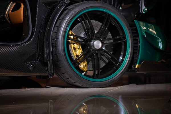 Used 2017 Pagani Huayra BC for sale Call for price at Bentley Greenwich in Greenwich CT 06830 14