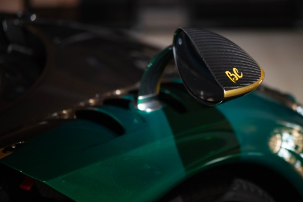 Used 2017 Pagani Huayra BC for sale Call for price at Bentley Greenwich in Greenwich CT 06830 15