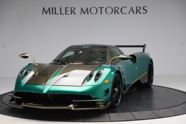 Used 2017 Pagani Huayra BC for sale Call for price at Bentley Greenwich in Greenwich CT 06830 16