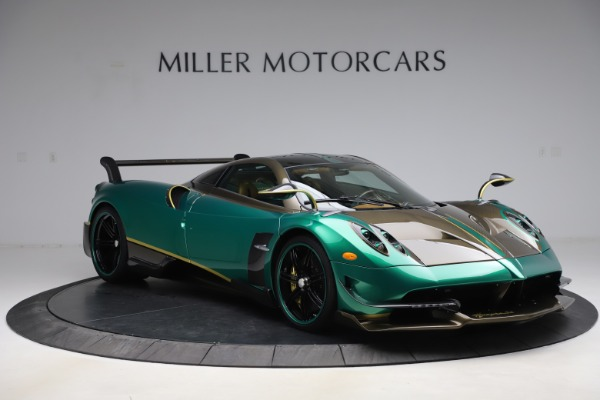 Used 2017 Pagani Huayra BC for sale Call for price at Bentley Greenwich in Greenwich CT 06830 18