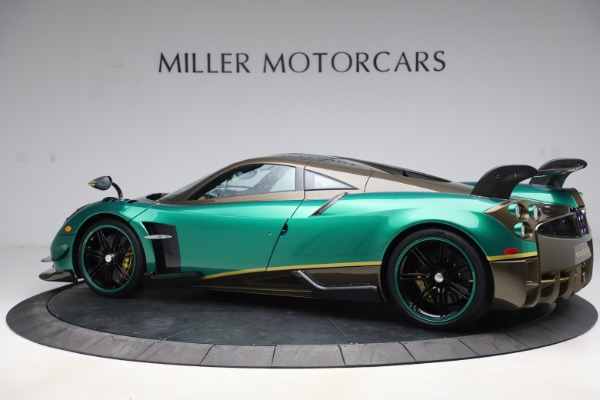 Used 2017 Pagani Huayra BC for sale Call for price at Bentley Greenwich in Greenwich CT 06830 21