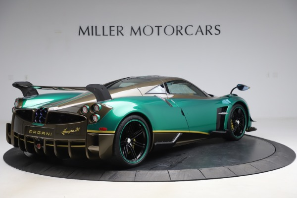 Used 2017 Pagani Huayra BC for sale Call for price at Bentley Greenwich in Greenwich CT 06830 25
