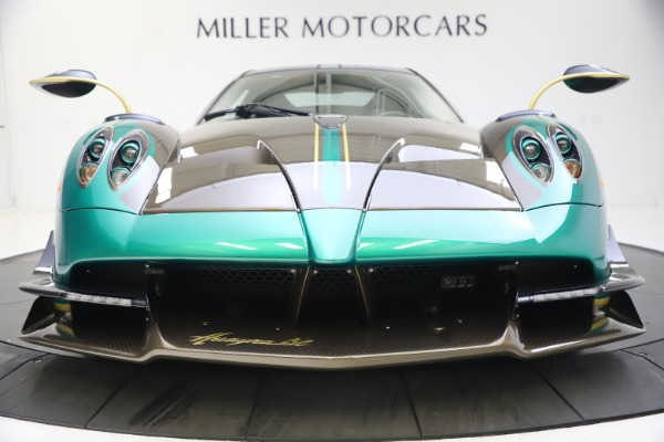 Used 2017 Pagani Huayra BC for sale Call for price at Bentley Greenwich in Greenwich CT 06830 27