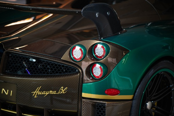 Used 2017 Pagani Huayra BC for sale Call for price at Bentley Greenwich in Greenwich CT 06830 4