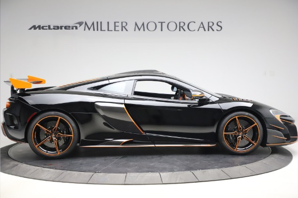 Used 2016 McLaren 688 MSO HS for sale Call for price at Bentley Greenwich in Greenwich CT 06830 10