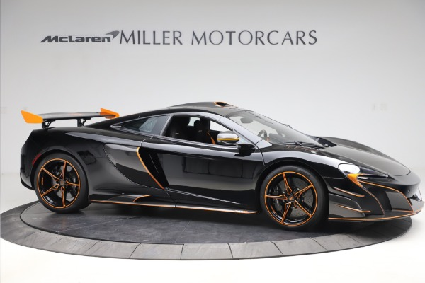 Used 2016 McLaren 688 MSO HS for sale Call for price at Bentley Greenwich in Greenwich CT 06830 11